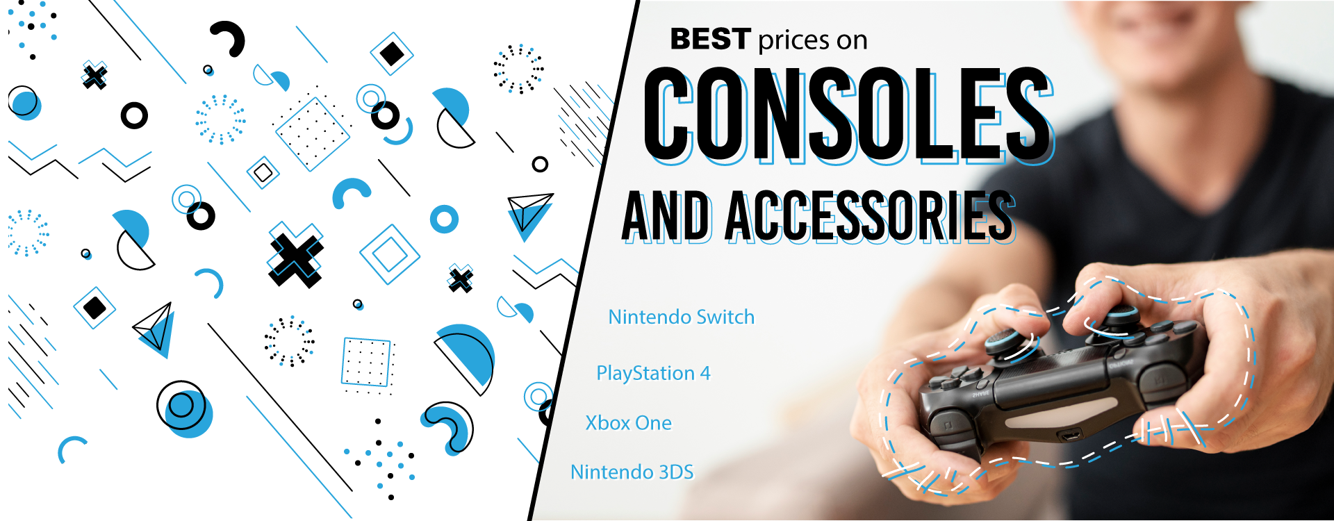 Consoles and Accesorios